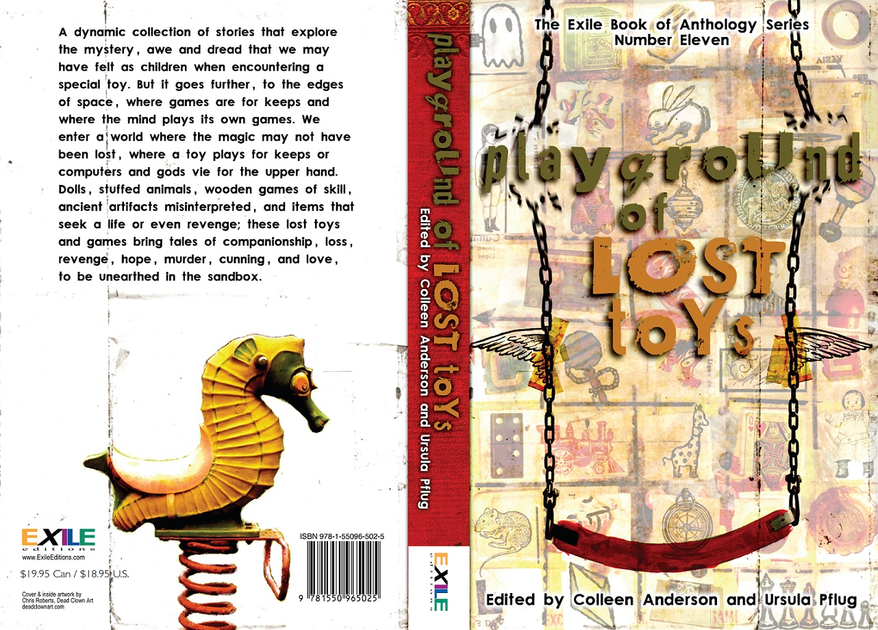 Playground of Lost Toys (full spread)
